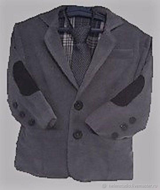 Стильный пиджак для малыша, Одежда для мальчиков, Бийск, Фото №1