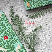 """Канцелярские товары handmade. Livemaster - original item Обложки для книг """"Песня весны"""" Обложка на ежедневник. Handmade."""