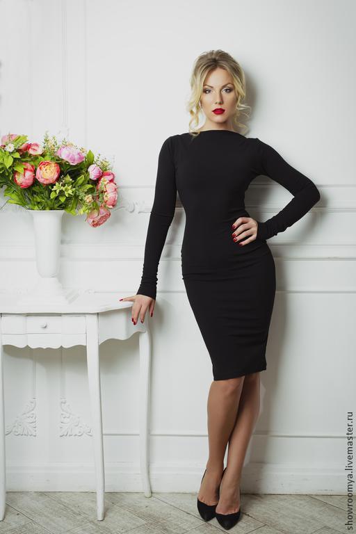 d3e0ea26ff4 Платье-чулок – купить в интернет-магазине на Ярмарке Мастеров с ...