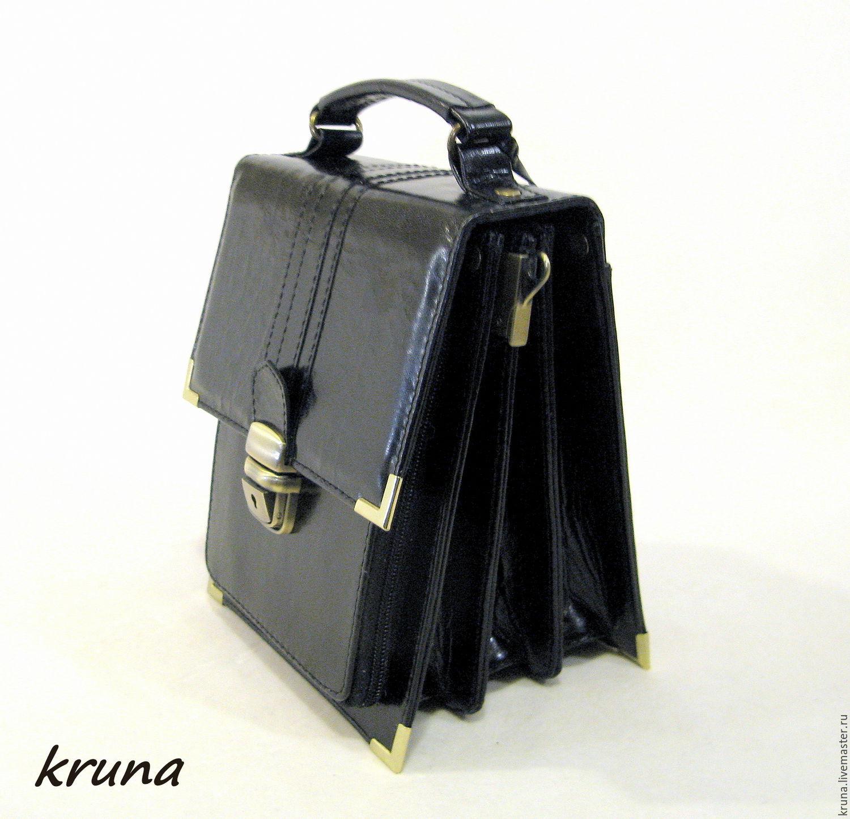 9a2c7ac2e8fd Мужская сумка-барсетка из натуральной кожи - 2 – купить в интернет ...