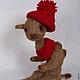 Мишки Тедди ручной работы. Ярмарка Мастеров - ручная работа. Купить Верблюжонок Вениамин. Handmade. Бежевый, мохер, синтепон