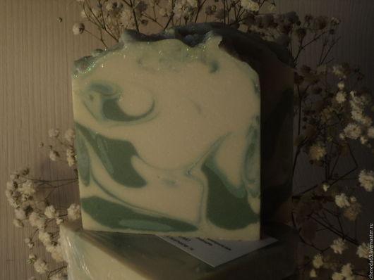 натуральное,  хвойное  мыло ручной работы `Тайга`