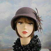 """Аксессуары handmade. Livemaster - original item wool  hat   """"Golden-daisy"""". Handmade."""