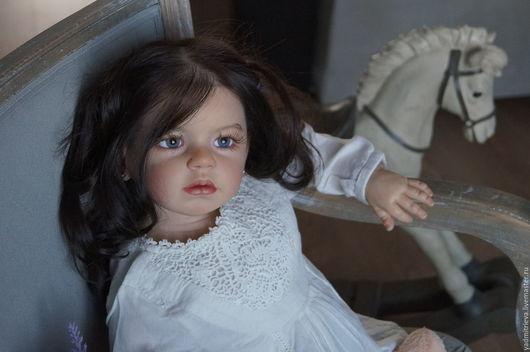 Куклы-младенцы и reborn ручной работы. Ярмарка Мастеров - ручная работа. Купить кукла реборн Александра. Handmade. Серый