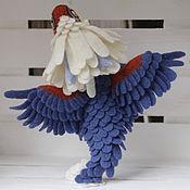 Куклы и игрушки ручной работы. Ярмарка Мастеров - ручная работа Красный китайский дракон. Handmade.