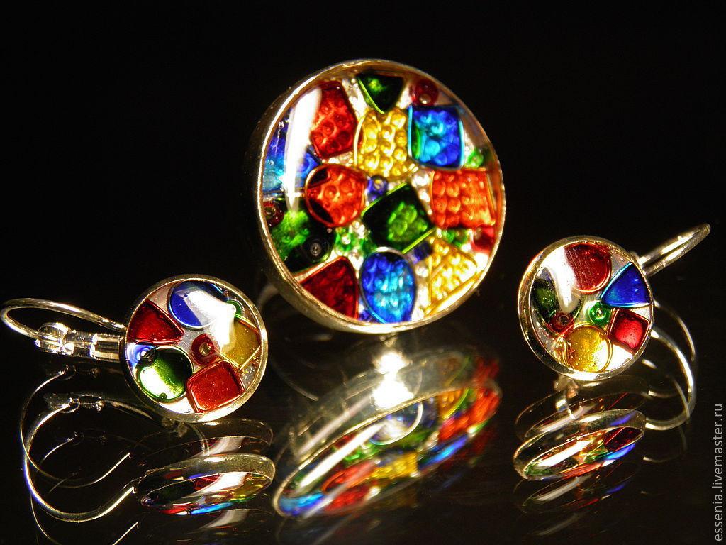 Set' Kaleidoscope', Jewelry Sets, Dresden, Фото №1