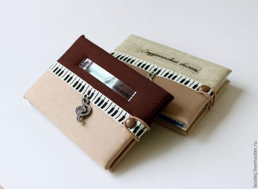 """Обложки ручной работы. Ярмарка Мастеров - ручная работа. Купить Обложки на студенческий билет """"Эта музыка будет вечной"""". Handmade."""
