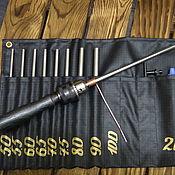 Материалы для творчества handmade. Livemaster - original item In case with handle set of crossbars from 5.0-10.0 mm L - 200 mm. Handmade.
