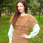 Vests handmade. Livemaster - original item Sleeveless