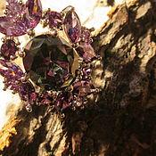 Украшения ручной работы. Ярмарка Мастеров - ручная работа кольцо 17 Королева радуги. Handmade.
