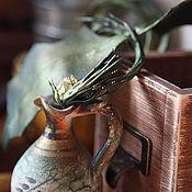 Куклы и игрушки ручной работы. Ярмарка Мастеров - ручная работа Выводок Остролистых Драконов. Handmade.