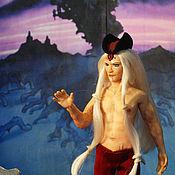 Куклы и игрушки handmade. Livemaster - original item Prince Phobos (animated series W.I.T.C.H.). Handmade.