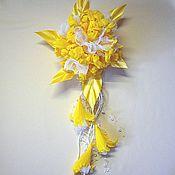 Украшения ручной работы. Ярмарка Мастеров - ручная работа орхидея с бутонами. Handmade.