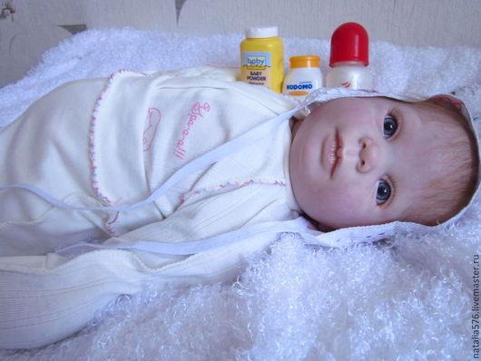 Куклы-младенцы и reborn ручной работы. Ярмарка Мастеров - ручная работа. Купить Кукла реборн Blaze от Donna RuBert. Handmade.
