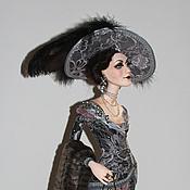 Куклы и игрушки ручной работы. Ярмарка Мастеров - ручная работа Воспоминание о Париже. Handmade.
