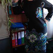 """Одежда ручной работы. Ярмарка Мастеров - ручная работа Платье  """"Восточная сказка"""". Handmade."""