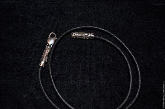 Браслеты ручной работы. Ярмарка Мастеров - ручная работа. Купить Шнурок из натуральной кожи. Handmade. Натуральная кожа, ажурный узор