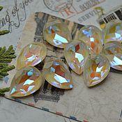 Cabochons handmade. Livemaster - original item Drop 13h18 Crystal ld LUXURY. Handmade.