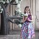 Одежда для девочек, ручной работы. Детское пышное  нарядное платье. San Sarafan. Ярмарка Мастеров. Платье на праздник, пышная юбочка