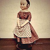 Куклы и игрушки ручной работы. Ярмарка Мастеров - ручная работа Евгения.  Репродукция кукол Izannah Walker. Handmade.
