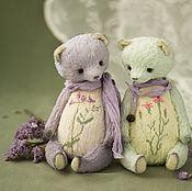 Куклы и игрушки handmade. Livemaster - original item Lavender and Peppermint bears. Handmade.
