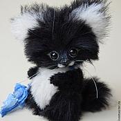 Куклы и игрушки ручной работы. Ярмарка Мастеров - ручная работа Котенок Ачи. Handmade.
