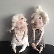 """Куклы и пупсы ручной работы. Ярмарка Мастеров - ручная работа """"Май Фройлян..."""". Handmade."""