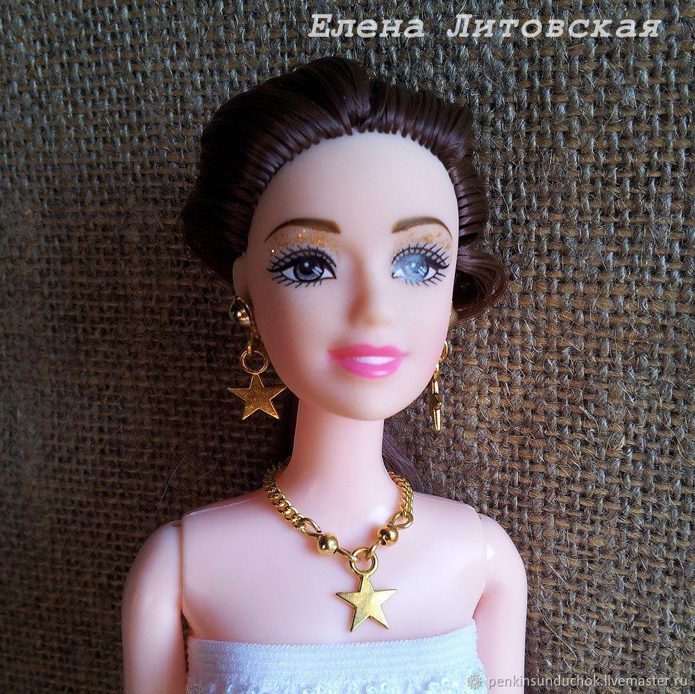 Комплект украшений для Бараби - 2, Одежда для кукол, Таганрог,  Фото №1