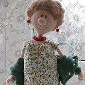"""Куклы и игрушки ручной работы. Ярмарка Мастеров - ручная работа """"Любимым тетям посвящается..."""". Handmade."""