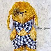 Куклы и игрушки ручной работы. Ярмарка Мастеров - ручная работа Тедди Собачка. Handmade.