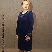 "Dresses handmade. Livemaster - original item Knitted dress""For myself"". Handmade."