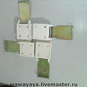 Инструменты для вязания ручной работы. Ярмарка Мастеров - ручная работа грузики царапки. Handmade.