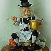 Куклы и игрушки ручной работы. Ярмарка Мастеров - ручная работа Эльф повар. Handmade.