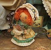 Куклы и игрушки ручной работы. Ярмарка Мастеров - ручная работа Чаёк на тёплой кухне. Handmade.