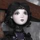 Ариадна. Будуарная кукла. Коллекционная кукла ручной работы.