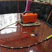 Инструменты для валяния ручной работы. Ярмарка Мастеров - ручная работа Аппарат для быстрой набивки рисунка на войлочных изделиях.. Handmade.