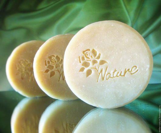 Мыло «Зеленый шёлк» натуральное с шёлком и авокадо