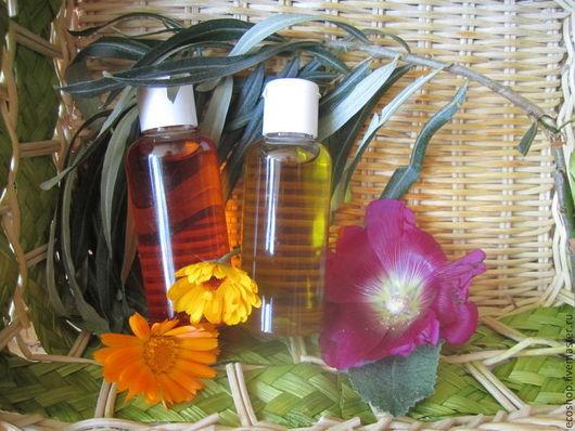 Для снятия макияжа ручной работы. Ярмарка Мастеров - ручная работа. Купить гидрофильное масло для умывания и масло-гель. Handmade.