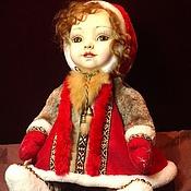 Куклы и игрушки handmade. Livemaster - original item Teddy $ Ulyana. Handmade.