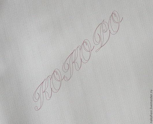 """Другие виды рукоделия ручной работы. Ярмарка Мастеров - ручная работа. Купить Ткань для цветоделия """"Джозетта"""" Арт. 01100. Handmade."""