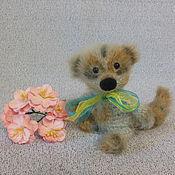 Куклы и игрушки ручной работы. Ярмарка Мастеров - ручная работа Енотик вязаный. Handmade.