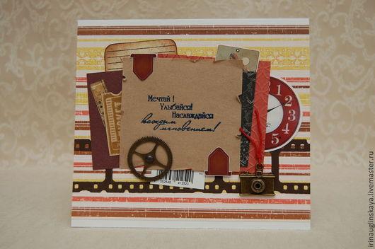 Открытки на все случаи жизни ручной работы. Ярмарка Мастеров - ручная работа. Купить Поздравительная открытка на все случаи жизни. Handmade.