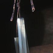 """Украшения ручной работы. Ярмарка Мастеров - ручная работа Кулон """"Наледь"""". Handmade."""