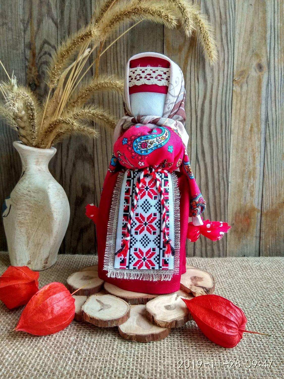 Кукла оберег Берегиня для дома Русская народная кукла, Народная кукла, Салават,  Фото №1