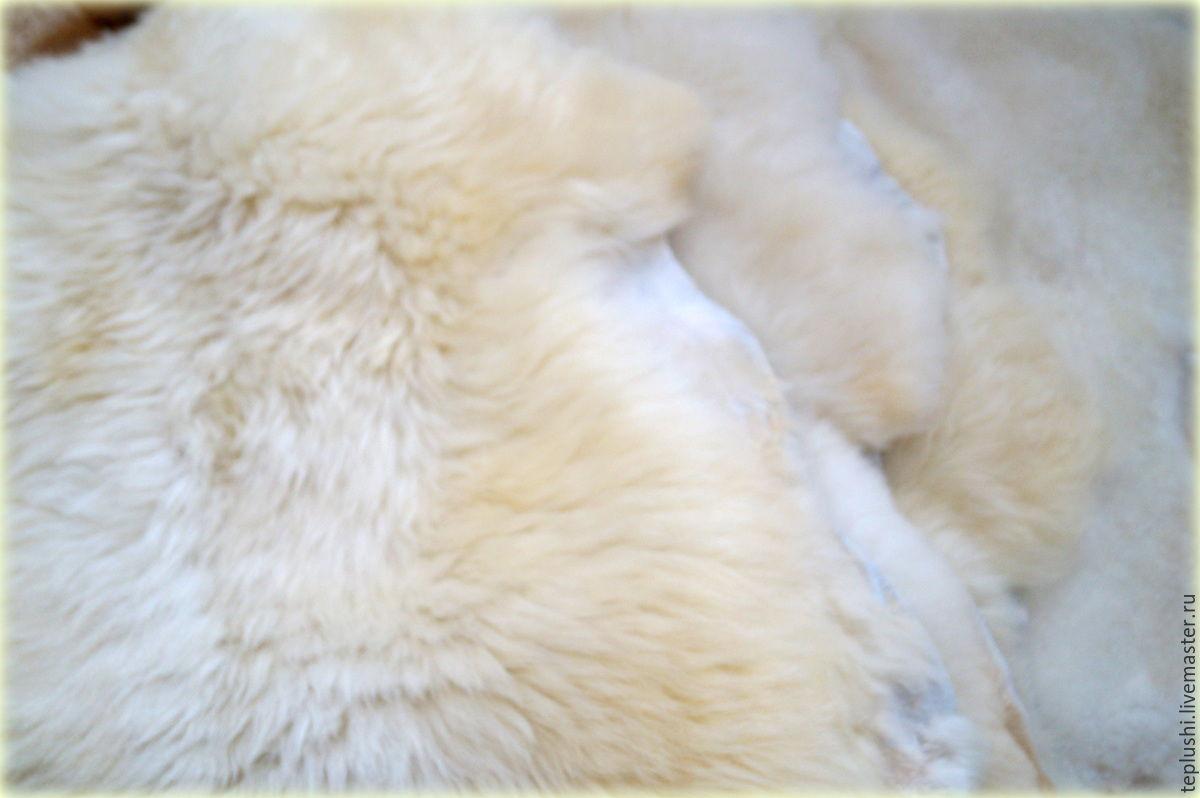Шкура овечья светлая, Ковры, Нальчик,  Фото №1