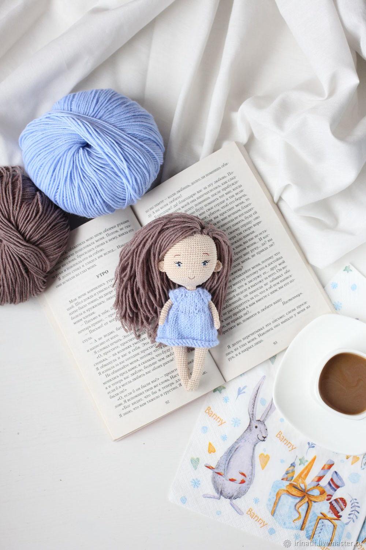 Вязаная кукла, Куклы и пупсы, Тольятти,  Фото №1