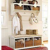 Для дома и интерьера handmade. Livemaster - original item Stools and coat hangers. Handmade.