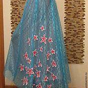 """Одежда ручной работы. Ярмарка Мастеров - ручная работа Авторское платье """"Sea Star"""". Handmade."""