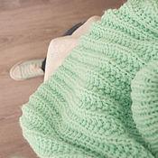 Одежда handmade. Livemaster - original item Mint sweater from Shark styl. Handmade.