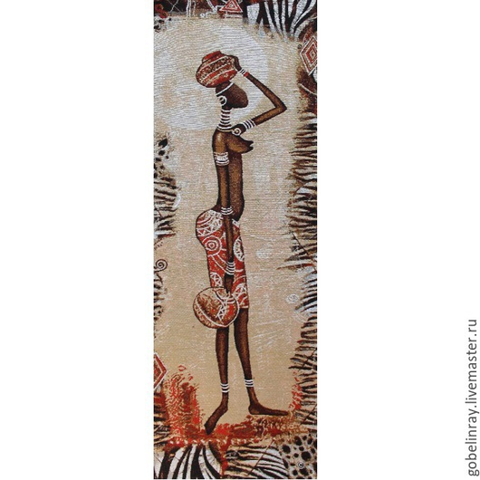 Шитье ручной работы. Ярмарка Мастеров - ручная работа. Купить Монго: гобеленовая заготовка без оверлока, 100-35 см. Handmade.